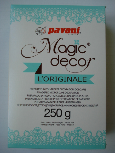 Magic decor hmota 250g