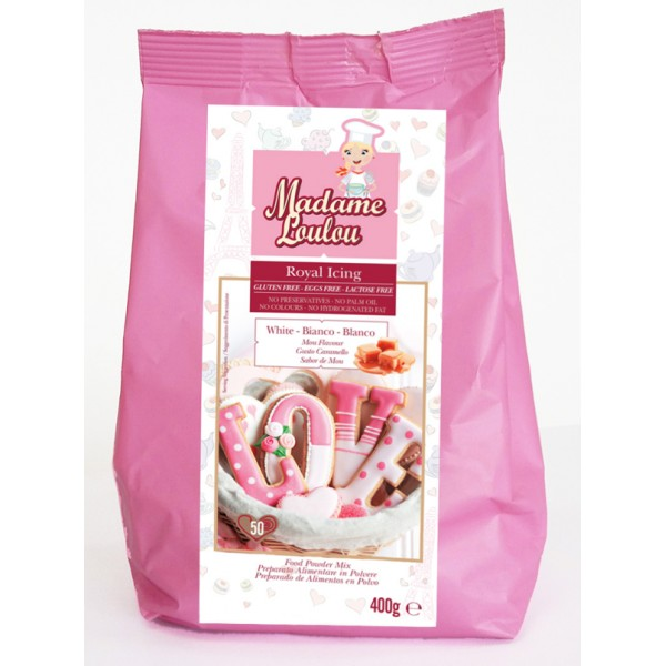ML Royal Icing/Kráľovska glazúra 400g