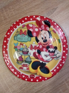 Taniere Minnie Mouse 8ks